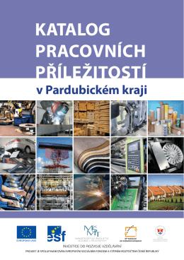 Katalog pracovních příležitostí - PDF