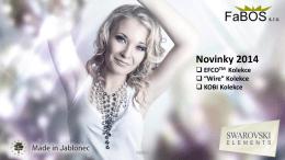 Novinky 2014 - FaBOS, s.r.o.