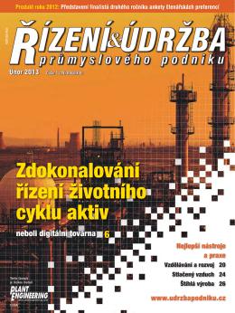 Stáhněte si č. 29 v PDF - Česká společnost pro údržbu