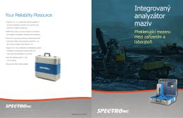 SPECTRO Q5800 mining