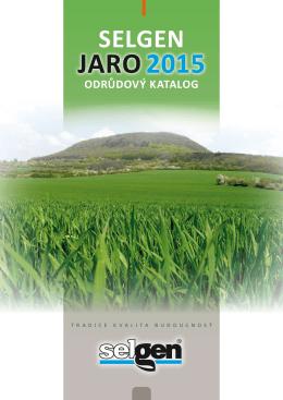 otevřít katalog jaro 2015