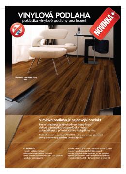vzorky podlah