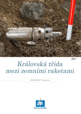 Královská třída mezi zemními raketami