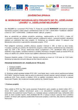 III. Workshop - závěrečná zpráva.pdf