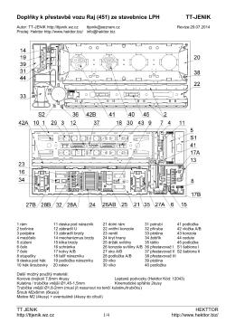 Raj typ 451 - TT