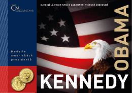 Medaile amerických prezidentů - CNS