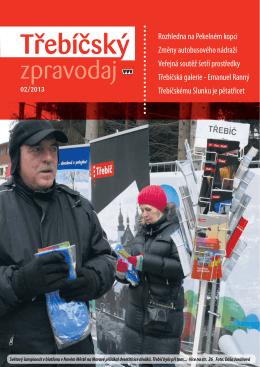 Třebíčský zpravodaj č. 2/2013
