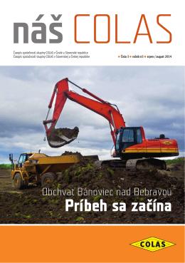2014-03  - COLAS CZ, a.s.