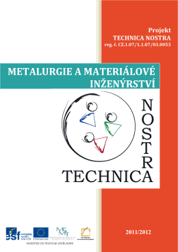 Projekt TECHNICA NOSTRA - Okresní hospodářská komora Karviná