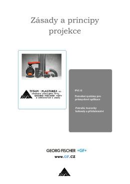 Zásady a principy projekce PVC - TITAN