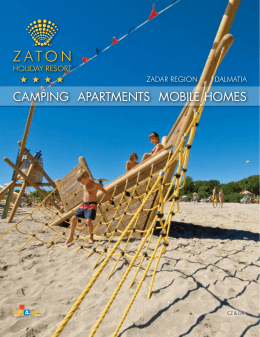 CAMPING APARTMENTS MOBILE HOMES