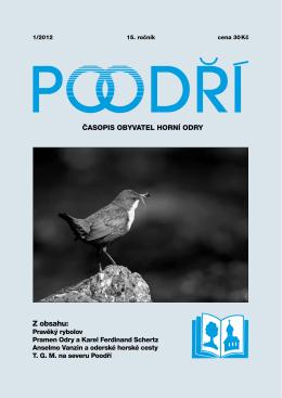 1/2012 v PDF - Časopis Poodří