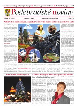 noviny PDF 01.12.11.pdf Poděbradské noviny 12/2011