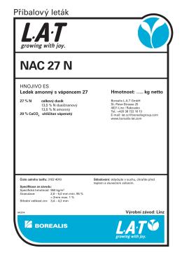 NAC 27 N