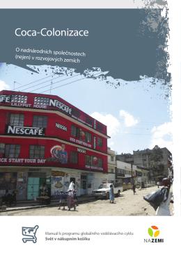 Coca-Colonizace. O nadnárodních společnostech (nejen)