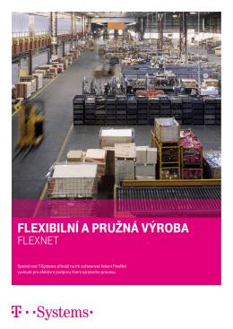 Produktový list FlexNet - T
