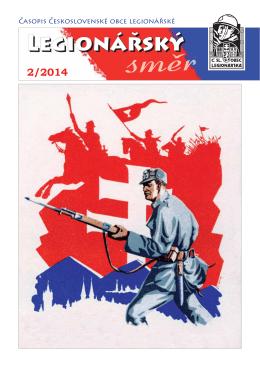 Legionarsky smer 2 2014 - Československá obec legionářská