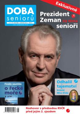 Doba Seniorů 5/2013