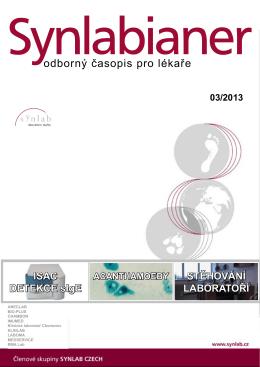 Synlabianer 03/2013 - synlab Czech Republic