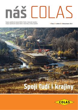 2014-01  - COLAS CZ, a.s.