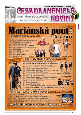 8. 2014 - Česká Kamenice