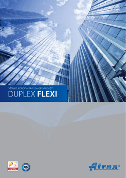 DUPLEX 1100 – 3600 Flexi marketingový katalog