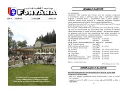 Fontána 09 2014