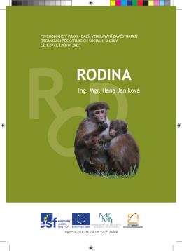 RODINA - Benepal, as
