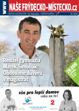 FM 10/2014 - Naše Frýdecko Místecko