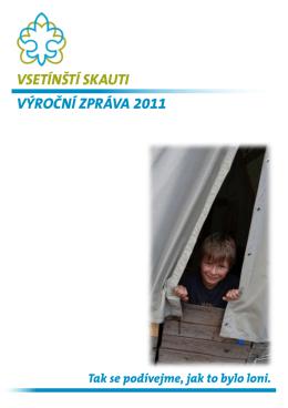 Výroční zpráva 2011.pdf - Skauti a skautky ze Vsetína