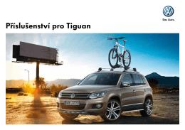 Příslušenství pro Tiguan