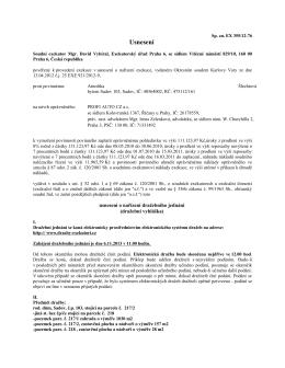 DV_355_12 - Exekutorský úřad pro Prahu 6