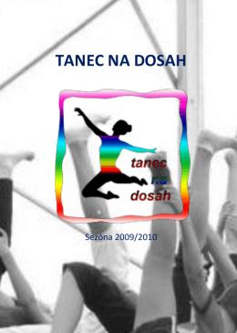 TANEC NA DOSAH - Studentské projekty FIS VŠE v Praze