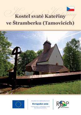 O kostele - Kostel svaté Kateřiny ve Štramberku