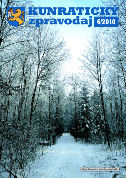 listopad - prosinec 2010
