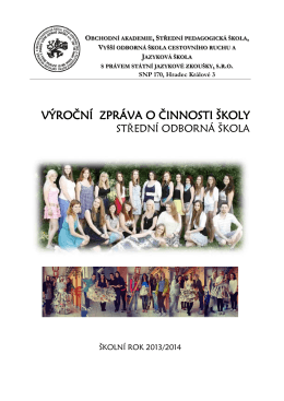 stáhnout - Obchodní akademie, Střední pedagogická škola, VOŠ a