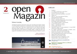 openMagazin 2/2011