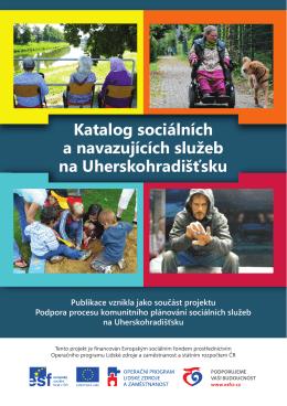 Katalog sociálních a navazujících služeb na Uherskohradišťsku