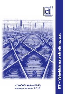 Výroční zpráva 2013 - DT