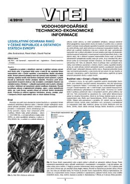 4/2010 - Výzkumný ústav vodohospodářský T. G. Masaryka