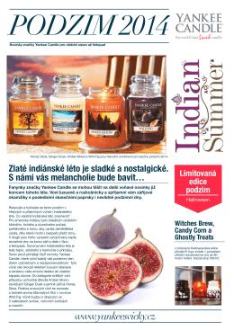 Yankee Candle novinky podzim 2014 (kopie).pages