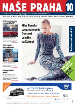 NP10 - 2/2015 - Naše Praha 10
