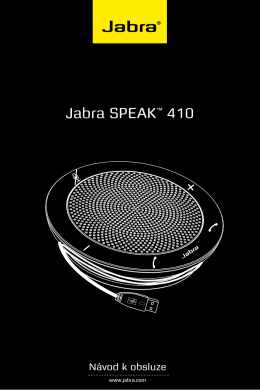 Jabra SPEAK™ 410