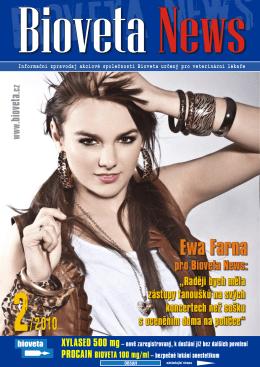 Bioveta News 02_2010
