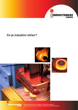 Co je indukční ohřev?