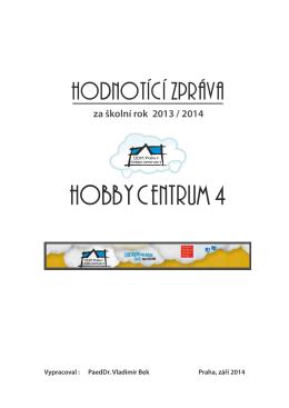 HZ HC4 2013-14 - Hobby centrum 4