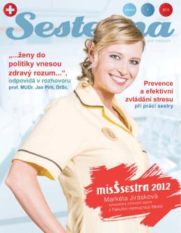 Miss sestra 2012