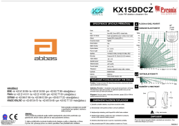 KX15DDCZ