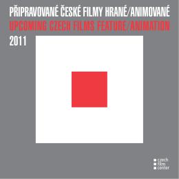 Připravované české filmy 2011