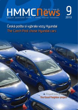 Firemní zpravodaj (ke stažení v pdf) číslo 62/Září2013